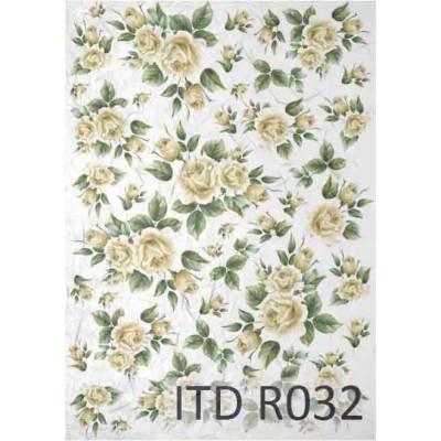 Бумага рисовая ITD A4 - R032