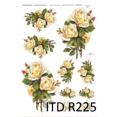 Бумага рисовая ITD A4 - R225