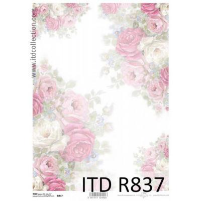 Бумага рисовая ITD A4 - R837