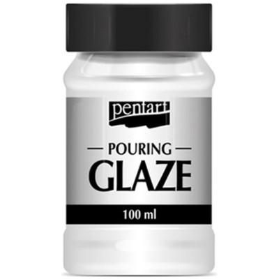 Лак скловидний Pentart Pouring Glaze 100мл