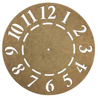 Основа для часов - круг с циферблатом Д-38