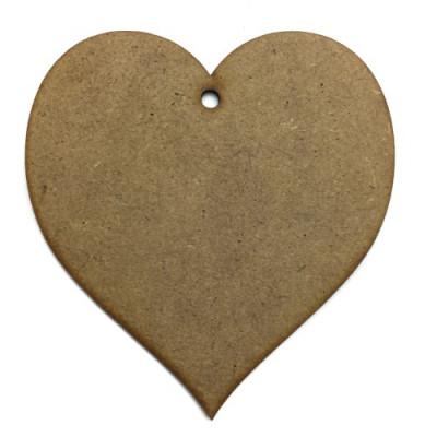 Сердце среднее  11*10.5*0.3