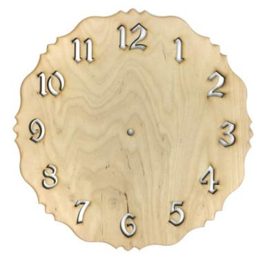 Годинник Прованс фанера 30см