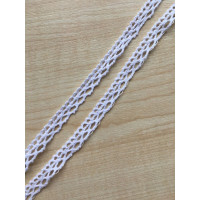 Кружево х/б белое Ш-1 1 метр 022