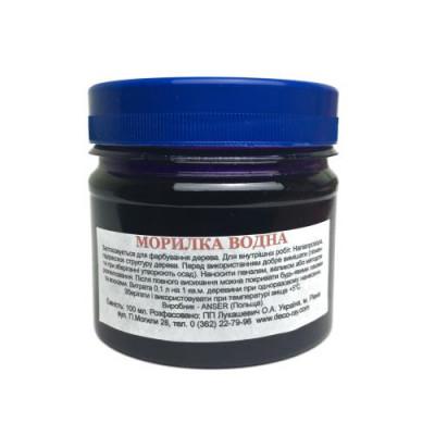 Морилка водна 100мл 007 (фіолетова)