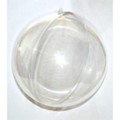 Кулька розємна прозора 15.5см