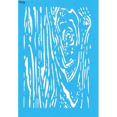 Трафарет  пластик Т019 15*20