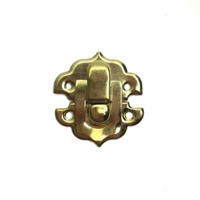 Замок №12 30*30 A-023-золото