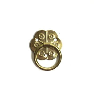 Ручка №12 20*20 B-089-3 золото