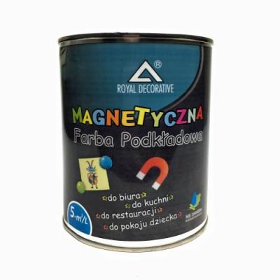Фарба магнітна підкладова ROYAL 750мл