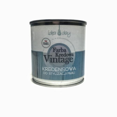 Фарба крейдова IDEA DAY 250мл  натуральний сірий