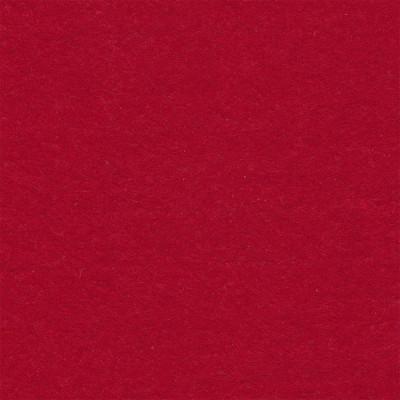 Фетр 1мм 42*33см червоний