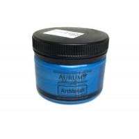 Фарба акрил. металік Aurum блакитна 100г