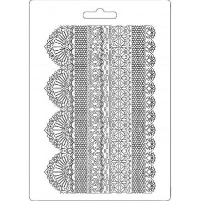 Молд текстурний Stamperia A5 K3PTA505
