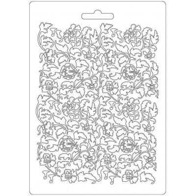 Молд текстурний Stamperia A5 K3PTA522