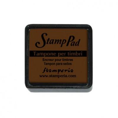 Подушечка д/штампів Stamperia WKP03P коричнева