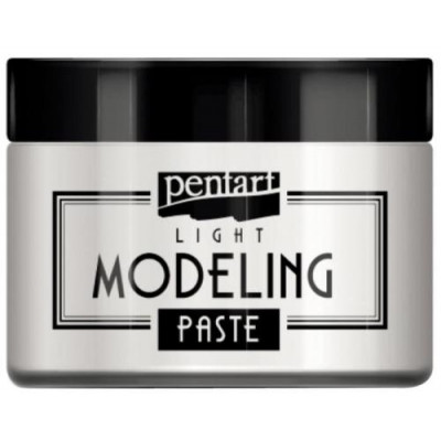 Паста моделююча легка Pentart Modeling 150мл.
