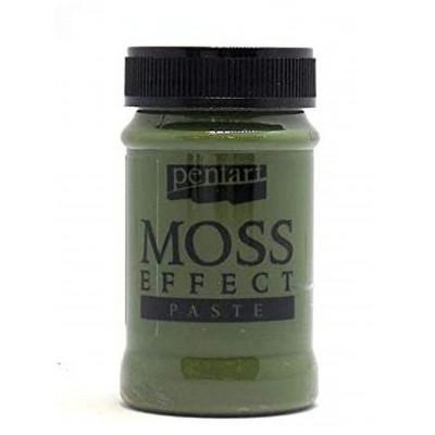Паста Pentart Moss ефект моху 100мл
