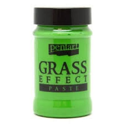 Паста Pentart Grass ефект травяний 100мл