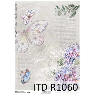 Бумага рисовая ITD A4 - R1060