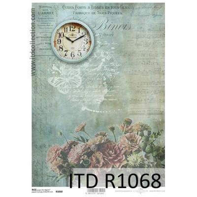 Бумага рисовая ITD A4 - R1068