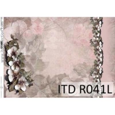 Бумага рисовая ITD A3 - R041L