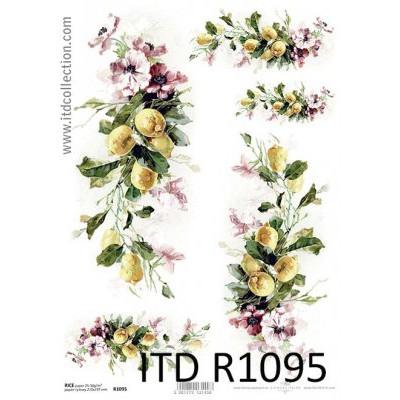 Бумага рисовая ITD A4 - R1095