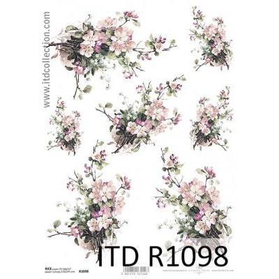 Бумага рисовая ITD A4 - R1098