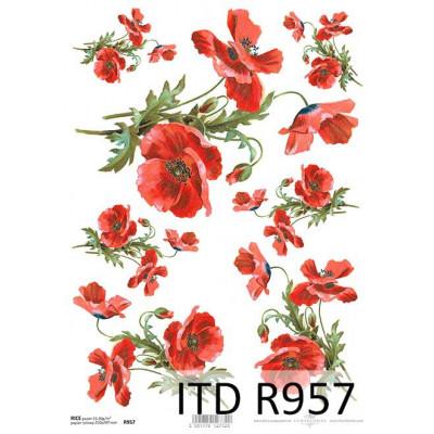 Бумага рисовая ITD A4 - R957
