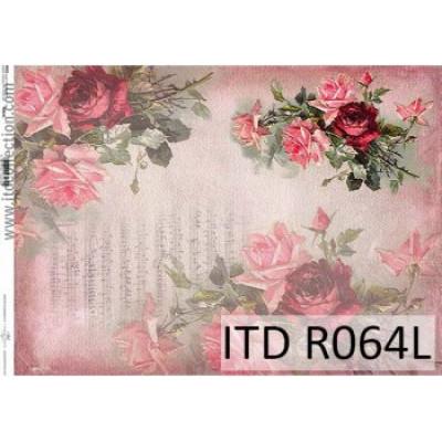 Бумага рисовая ITD A3 - R064L