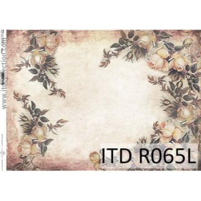 Бумага рисовая ITD A3 - R065L