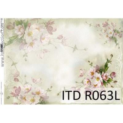 Бумага рисовая ITD A3 - R063L