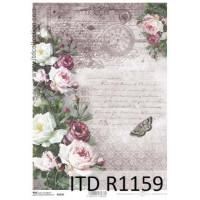Бумага рисовая ITD A4 - R1159