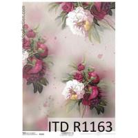 Бумага рисовая ITD A4 - R1163