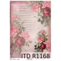 Бумага рисовая ITD A4 - R1168