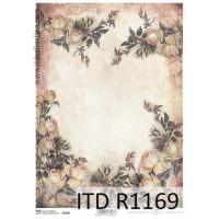 Бумага рисовая ITD A4 - R1169