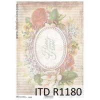 Бумага рисовая ITD A4 - R1180