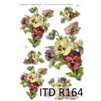 Бумага рисовая ITD A4 - R164