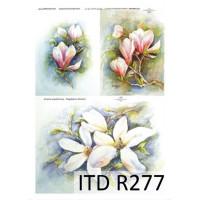 Бумага рисовая ITD A4 - R277