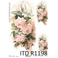 Бумага рисовая ITD A4 - R1198