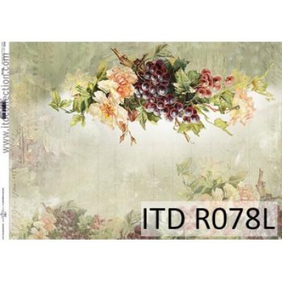 Бумага рисовая ITD A3 - R078L