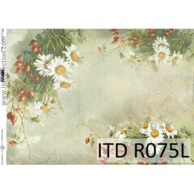 Бумага рисовая ITD A3 - R075L