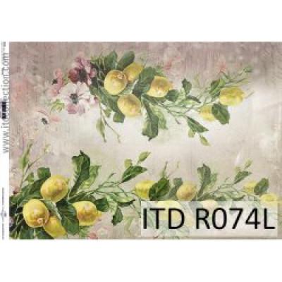 Бумага рисовая ITD A3 - R074L