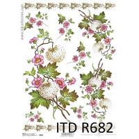 Бумага рисовая ITD A4 - R682