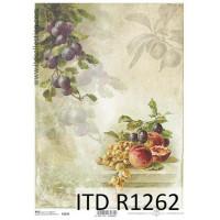 Бумага рисовая ITD A4 - R1262