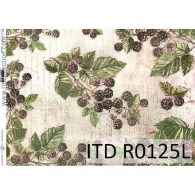 Бумага рисовая ITD A3 - R0125L