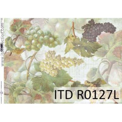 Бумага рисовая ITD A3 - R0127L