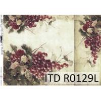 Бумага рисовая ITD A3 - R0129L
