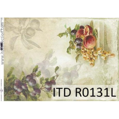 Бумага рисовая ITD A3 - R0131L