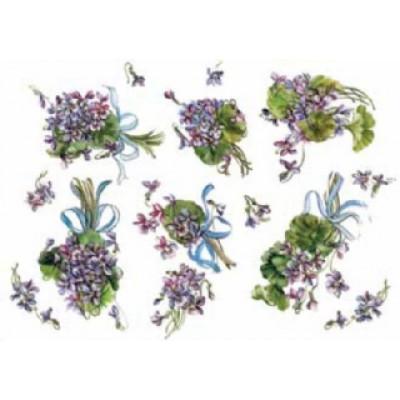 Renkalik 35*50см - Viola mammola 056